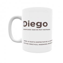Taza - Diego
