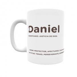 Taza - Daniel