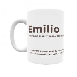 Taza - Emilio