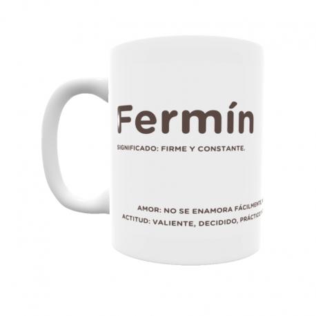 Taza - Fermín