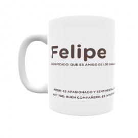 Taza - Felipe
