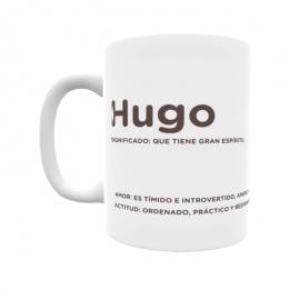 Taza - Hugo