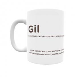 Taza - Gil