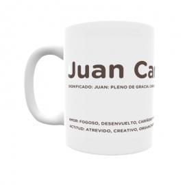 Taza - Juan Carlos