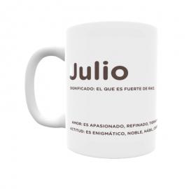 Taza - Julio