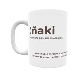 Taza - Iñaki