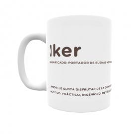 Taza - Iker