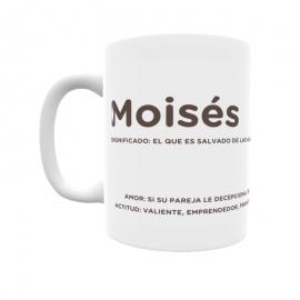 Taza - Moisés