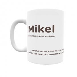 Taza - Mikel