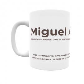 Taza - Miguel Ángel