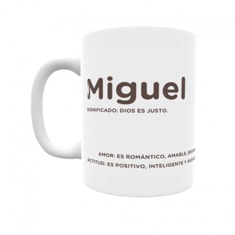 Taza - Miguel