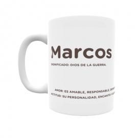 Taza - Marcos