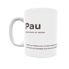Taza - Pau
