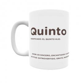 Taza - Quinto