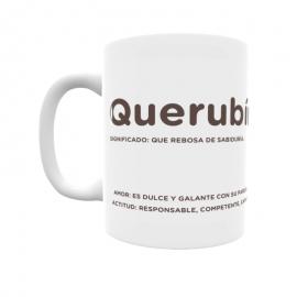 Taza - Querubín