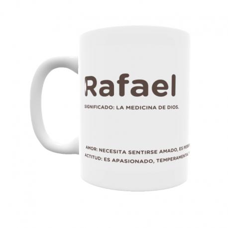 Taza - Rafael