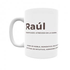 Taza - Raúl