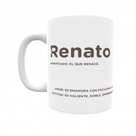 Taza - Renato