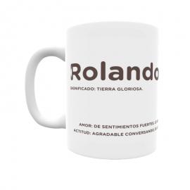 Taza - Rolando