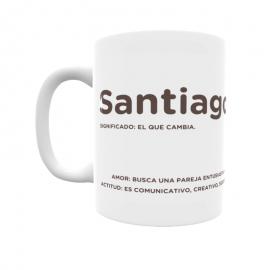 Taza - Santiago