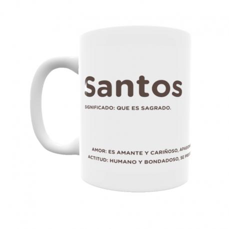 Taza - Santos