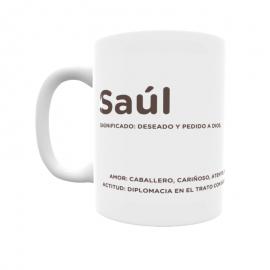 Taza - Saúl