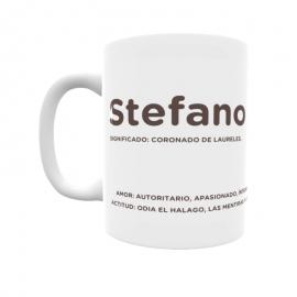 Taza - Stefano