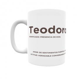 Taza - Teodoro