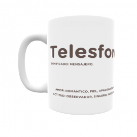 Taza - Telesforo