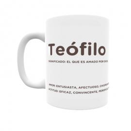 Taza - Teófilo