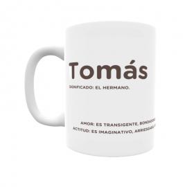 Taza - Tomás