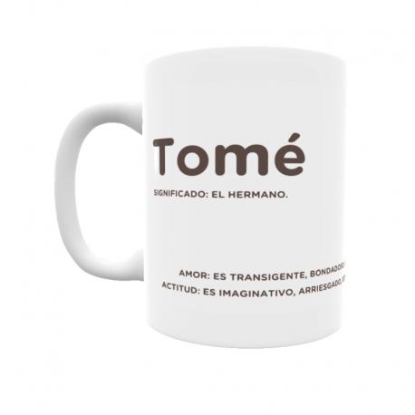 Taza - Tomé