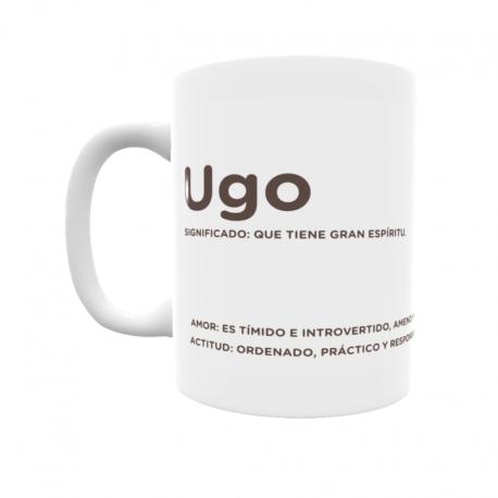 Taza - Ugo
