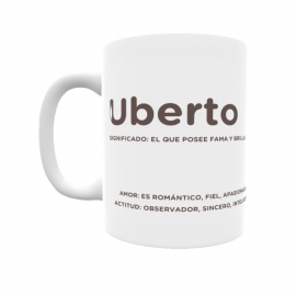 Taza - Uberto