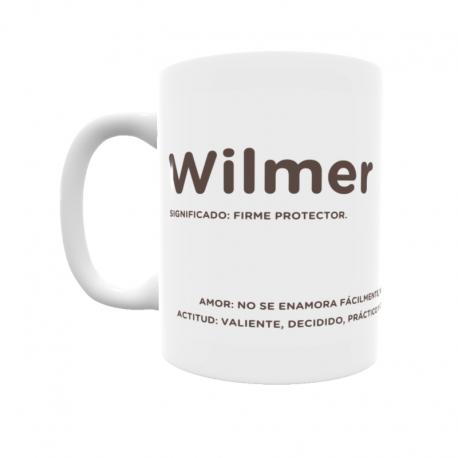 Taza - Wilmer