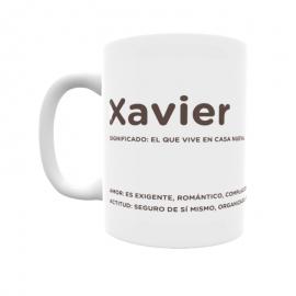 Taza - Xavier