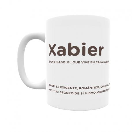 Taza - Xabier