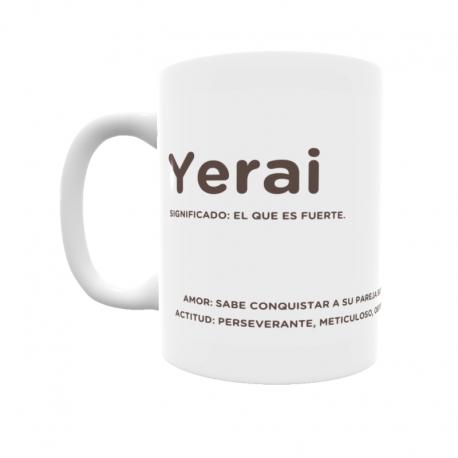 Taza - Yerai