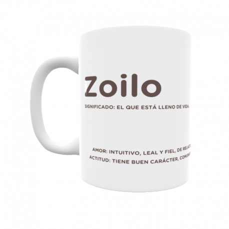 Taza - Zoilo