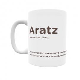 Taza - Aratz