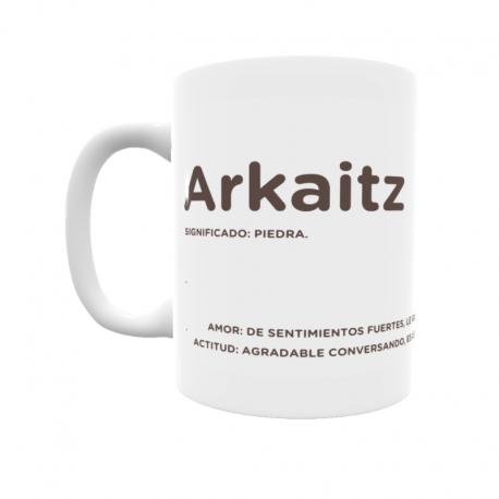 Taza - Arkaitz