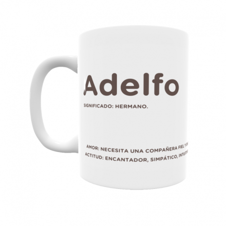 Taza - Adelfo