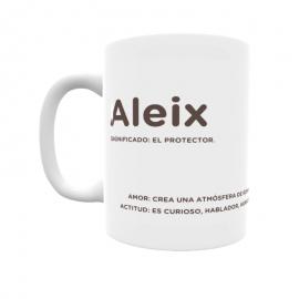 Taza - Aleix