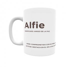 Taza - Alfie