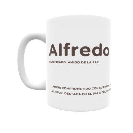 Taza - Alfredo