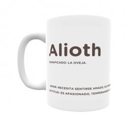 Taza - Alioth