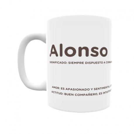 Taza - Alonso