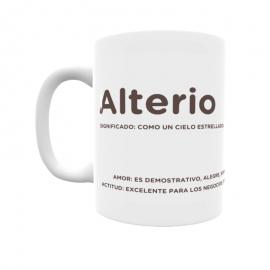 Taza - Alterio