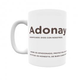 Taza - Adonay