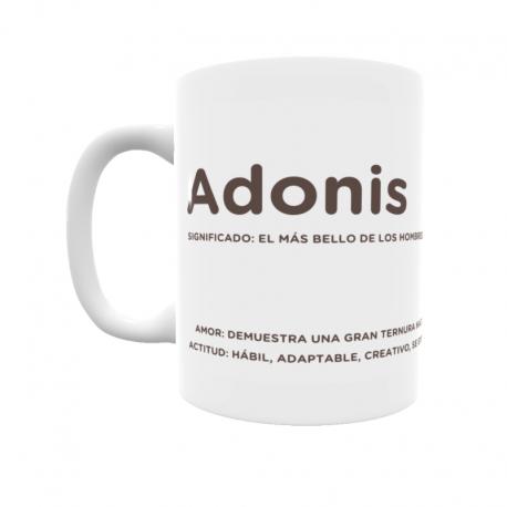 Taza - Adonis